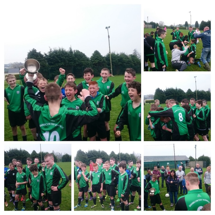 Under 14 Champions COLLAGE